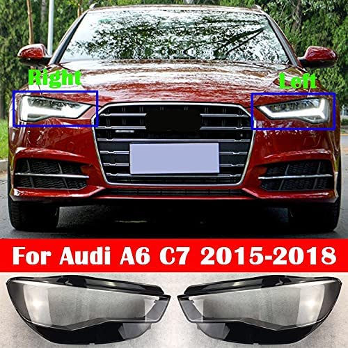 TOOWGM For Audi A6 C7 2015-2018 New Front Transpar All Headlight Louisville-Jefferson County Mall trend rank