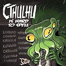 Cthulhu is Hard to Spell (Issues) (2 Book Series)
