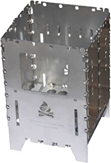 Bushcraft Essentials Outdoor Stove Bushbox XL