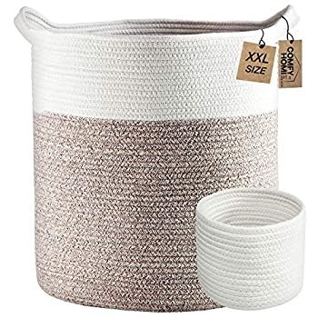 Best cotton rope basket Reviews