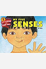 My Five Senses: Let's Read and Find out Science - 1 Paperback