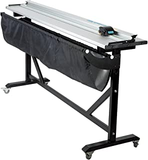 40inch Aluminum Alloy Auto Electric Paper Trimmer Cutter Machine with Support Stand Large Format