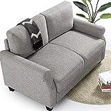 ZINUS Josh Loveseat Sofa / Easy,...