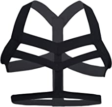 ACSUSS Men's Strong Nylon Body Chest Harness Club Wear Costumes