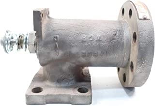 COPES VULCAN DVT SOOT Blower Valve FLANGED 2-1/2IN