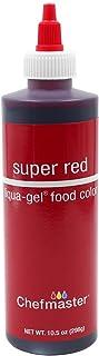 U.S. Cake Supply 10.5-Ounce Liqua-Gel Cake Food Coloring Super Red