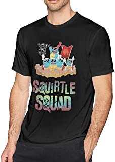 Squirtle Squad Men's Short Sleeve T-Shirt