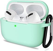 Wireless Earbuds Bluetooth 5.0 Headphones HD Stereo Noise Reduction in-Ear Earbuds IPX5 Waterproof Sports Earpods Auto Pairing for Earphones Apple Airpods Pro/iPhone/Android (XL, Green)