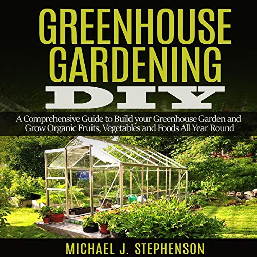 Greenhouse Gardening DIY cover art