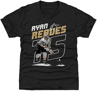 500 LEVEL Ryan Reaves Vegas Hockey Kids Shirt - Ryan Reaves Outline