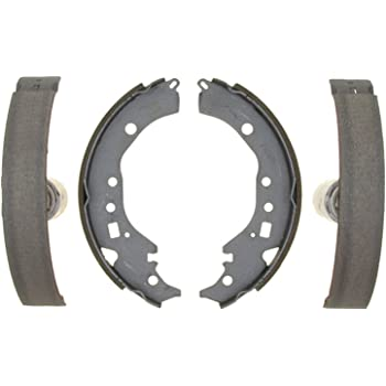 2005 For GMC Canyon Rear Drum Brake Shoes Set with 2 Years Manufacturer Warranty Stirling Both Left and Right