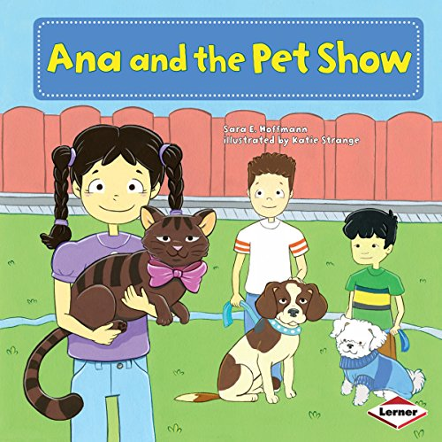 Ana and the Pet Show copertina