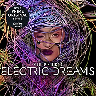 Philip K. Dick's Electric Dreams audiobook cover art
