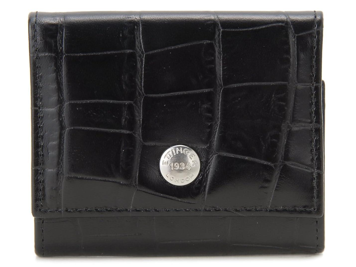 事件、出来事軍非効率的なエッティンガー コインケース 小銭入れ CC145JR-EBONY ブラック メンズ ETTINGER (並行輸入品)