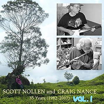 Scott Nollen and Craig Nance 35 Years (1982-2017), Vol. 1