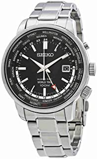 Best seiko kinetic world time Reviews