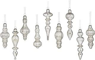 Best silver teardrop ornaments Reviews
