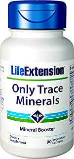 Best life extension trace minerals Reviews