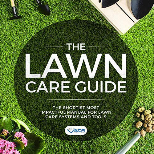 The Lawn Care Guide cover art
