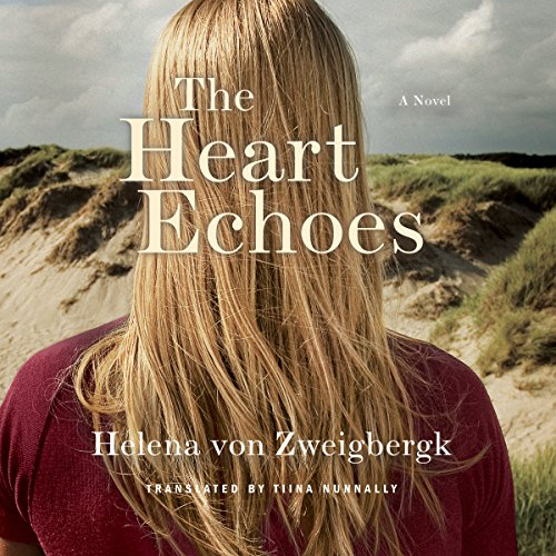 The Heart Echoes audiobook cover art