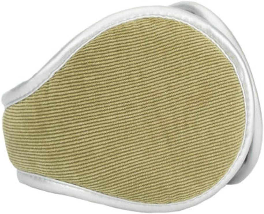 ZYXLN-Earmuffs,Men and Women Children Warm Earmuffs Multi-Angle Foldable Carrying More Convenient Earmuffs Winter Outdoor Earmuffs (Color : Beige)