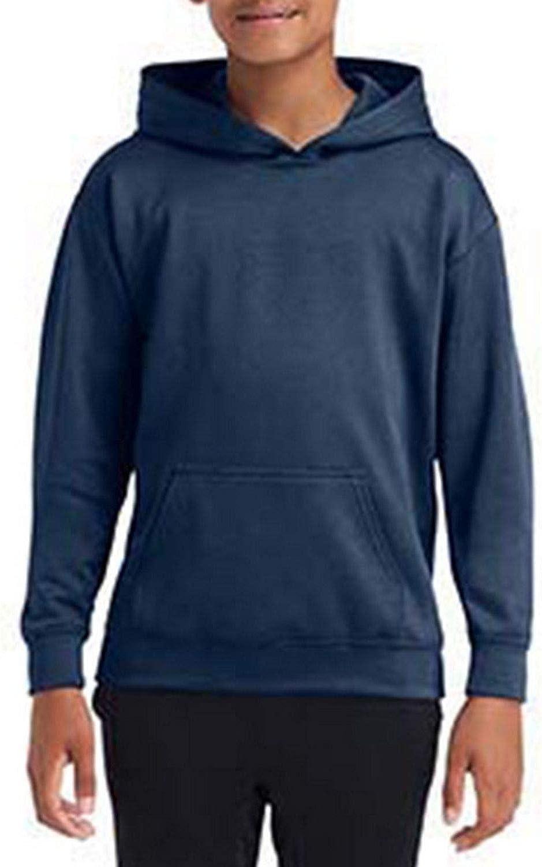Gildan Youth Performance Tech Hooded Sweatshirt (G995B) -Sport Dark -XS