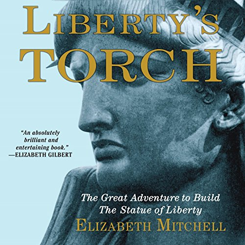 Liberty's Torch audiobook cover art