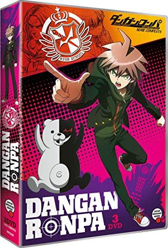 Danganronpa Serie Completa (Danganronpa: The Animation) (Spanien Import, siehe Details für Sprachen)