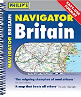 Philip's Navigator Britain Easy Use Format (Philips Navigator)