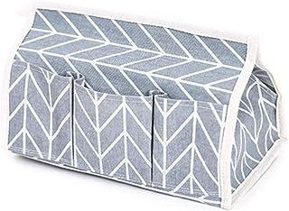 PPING Taschentuch Boxen kosmetikt/ücher Spender Taschentuchbox bedeckt Rechteck W/ürfel Tissue Box Halter Taschentuchhalter f/ür zu Hause Blue
