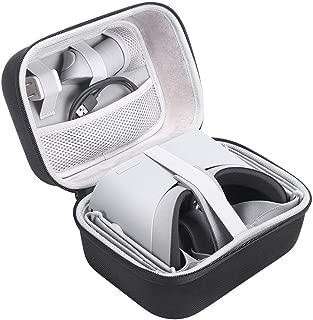 NiceCool Oculus Go 収納ケース Samsung Galaxy Gear VR/Bestface ヘッドマウントディスプレイ対応の収納ケース 保護ボックス