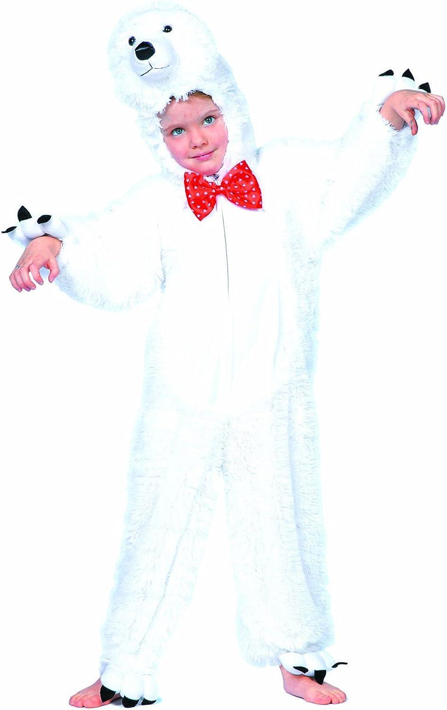 Wilbers Junior Polar Bear Kids Costume (78 Years)