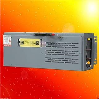 Refurbished Square D QMJ365 Switch Panel Mount E1-E2 QMB Series 400A 600V NEMA 1 (Renewed)