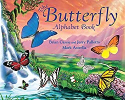 The Butterfly Alphabet Book by Jerry Pallotta
