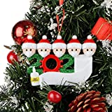 Pop Your Dream Christmas Ornament Customized Survivor Family 2020 Christmas Holiday Decorating Kit, Children Kids Gift