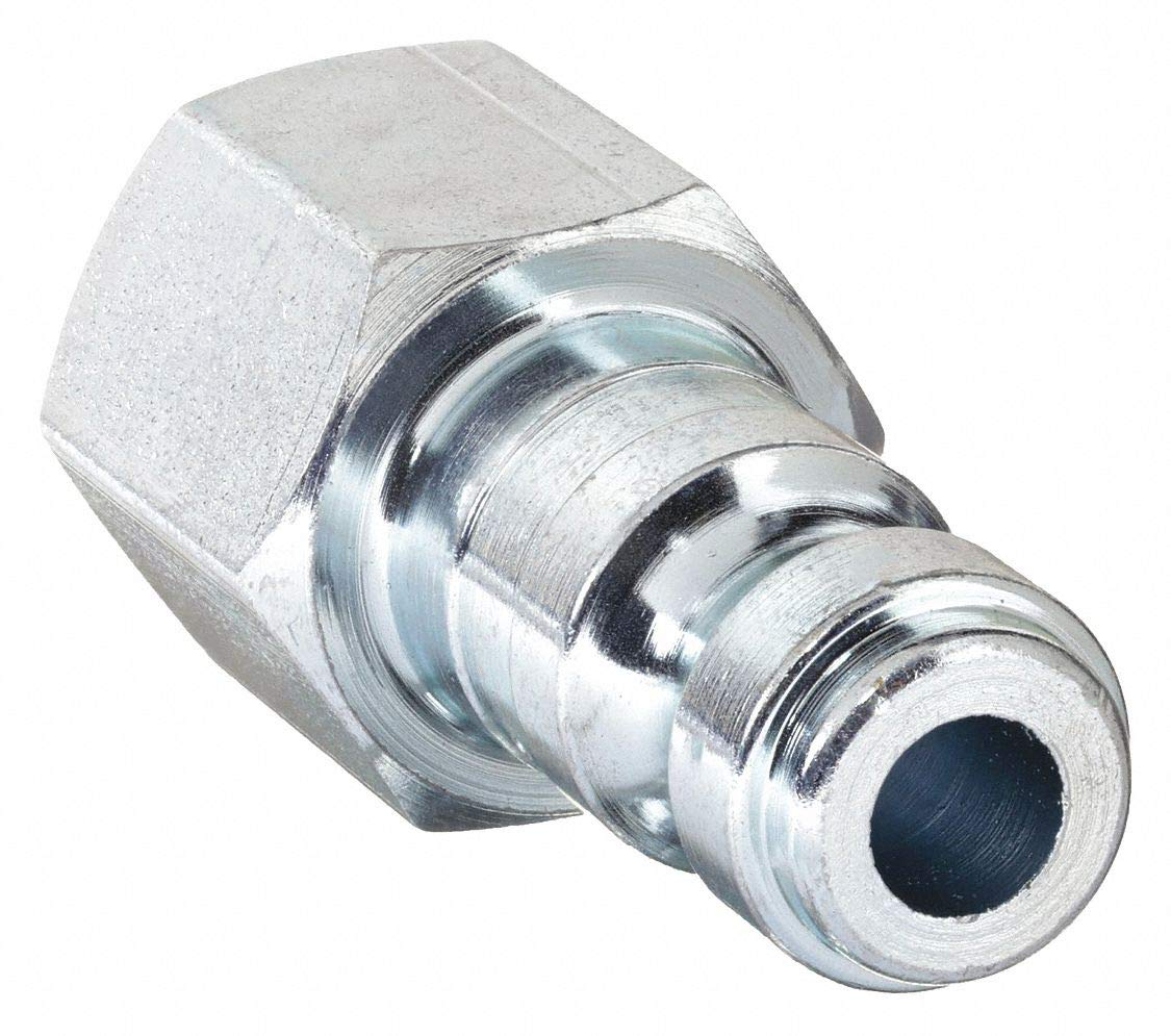 Parker 3C-E Coupler Plug Steel Pipe in. 3 Weekly update FNPT lowest price 8