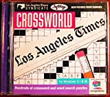 Los Angeles Times CROSSWORLD Crosswords and Word Search