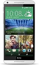 HTC Desire 816 Dual Sim Unlocked Smartphone (White) LTE 900/1800 / 2100/2600 - International Version No Warranty