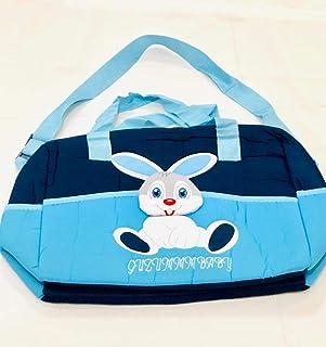 حقيبة لوازم الطفل الرضيع، حقيبة الامومة للطفل والام بتصميم سنجاب او ارنب