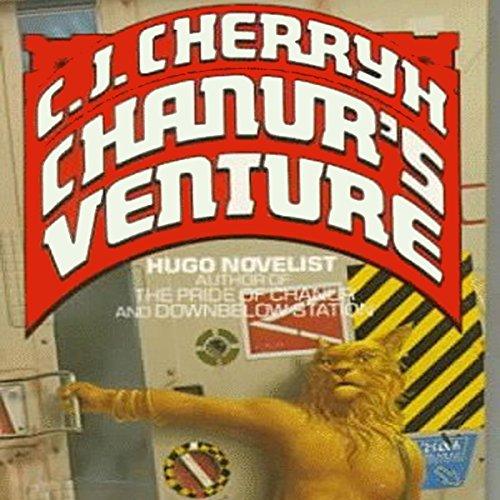 Chanur's Venture audiobook cover art