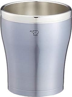 象印マホービン(ZOJIRUSHI) 魔法瓶 ステンレス タンブラー マグ 真空二重 保温 保冷 300ml クリアブルー SX-DN30-AC