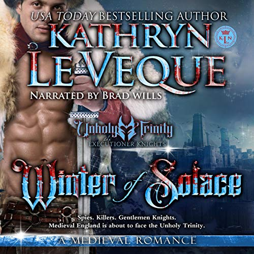 Winter of Solace: The Executioner Knights, Book Five