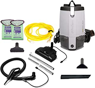 dust care backpack vacuum parts