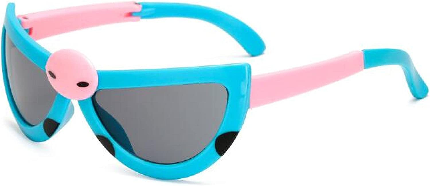MAOXING Fashion Kids Folding Sunglasses Hd Baby Lens 2021 new 70% OFF Outlet Cute
