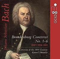 Bach: Brandenburg Concertos / Hunteler