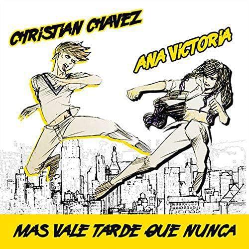 Ana Victoria & Christian Chávez
