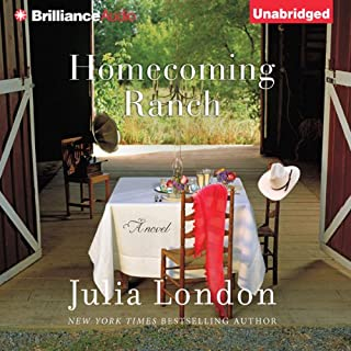 Homecoming Ranch cover art
