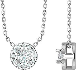 Best 1ct diamond pendant Reviews