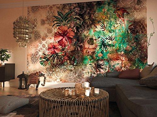 komar fotobehang van papier sherazade, afmetingen: 368x 254cm (breedte X hoogte), 8delen, inclusief lijm, Made in Germany