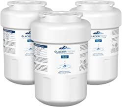 GLACIER FRESH MWF Water Filters for GE Refrigerators, NSF 42 Replacement for SmartWater..
